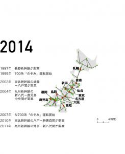 2014時間地図
