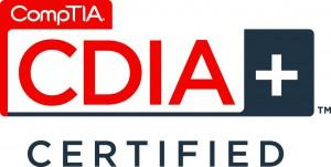 CDIA+ Certified